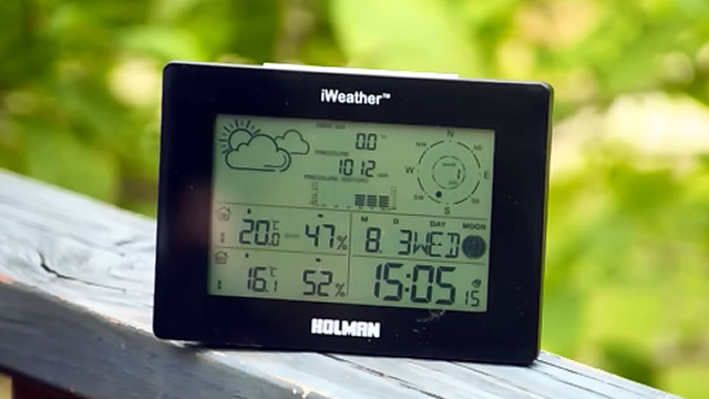 Holman Professional Weather St