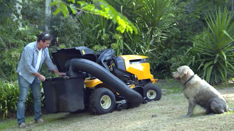 Mowing Made Easy – Cub C