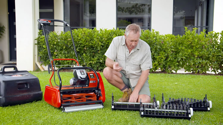 The Ultimate in Lawn Care